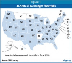 statebudgetshortfall 300x259 Why You Need to Watch for an Internet Sales Tax