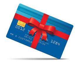 gift card bow Attracting Shoppers Is Critical to a Successful Holiday Shopping Season