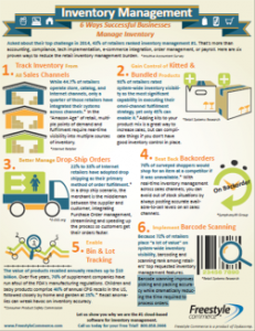 infographic 231x300 6 Ways Successful Businesses Manage Inventory