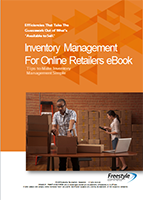 Capture2 Inventory Management  For Online Retailers eBook